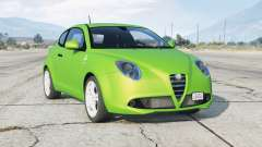 Alfa Romeo MiTo Quadrifoglio Verde (955) 2014 v2.5b для GTA 5