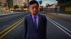 Yakuza (Japanese Mafia) 3 для GTA San Andreas