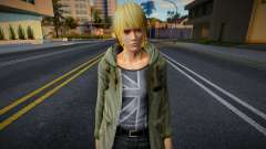Dead Or Alive 5 - Eliot (Costume 2) 4 для GTA San Andreas