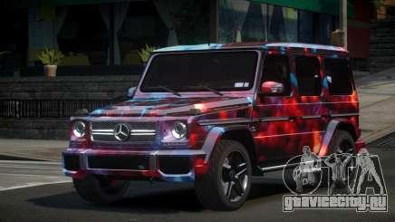 Mercedes-Benz G65 BS-U S5 для GTA 4
