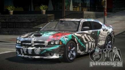 Dodge Charger SRT Qz S8 для GTA 4