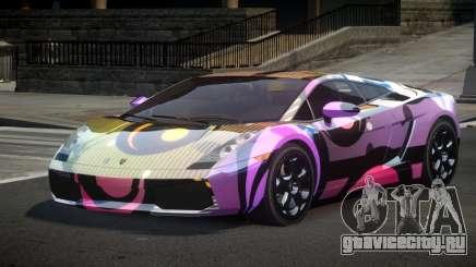 Lamborghini Gallardo PS-I Qz S10 для GTA 4