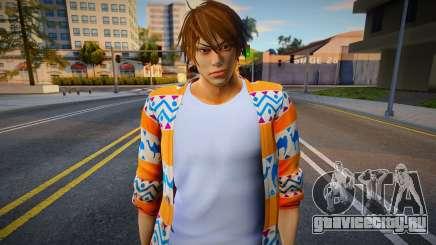 Shin Casual Tekken для GTA San Andreas