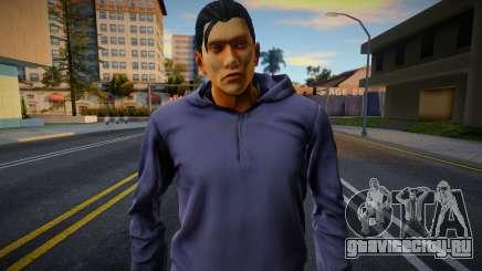 FBI Sergei для GTA San Andreas