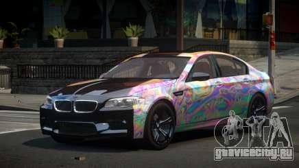 BMW M5 U-Style S8 для GTA 4