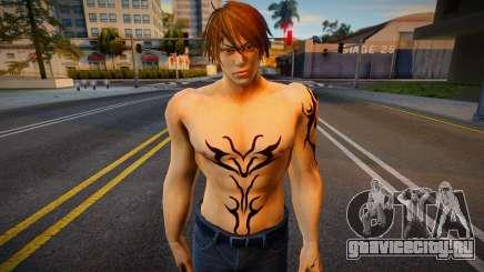 Shin Casual Tekken (Bad Boy 6) для GTA San Andreas