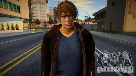 Shin Casual Tekken (FBI) для GTA San Andreas