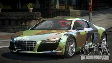 Audi R8 U-Style S4 для GTA 4