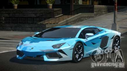 Lamborghini Aventador PS-R S4 для GTA 4