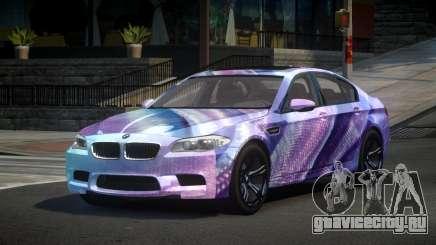 BMW M5 U-Style S5 для GTA 4