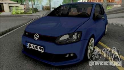 Volkswagen Polo GTI (AirBoy) для GTA San Andreas