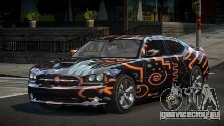 Dodge Charger SRT Qz S10 для GTA 4