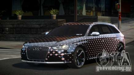 Audi RS4 SP S1 для GTA 4
