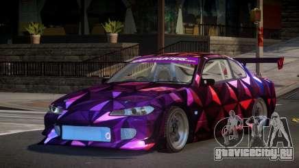 Nissan Silvia S15 Zq L2 для GTA 4