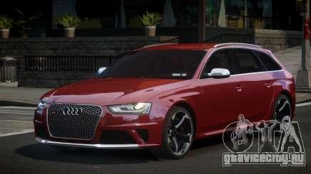 Audi RS4 SP для GTA 4
