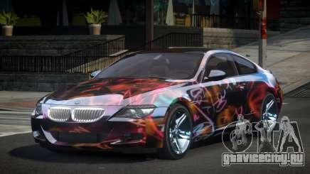 BMW M6 PSI-R S3 для GTA 4