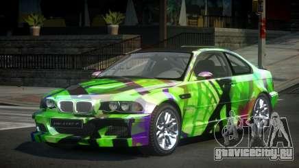 BMW M3 SP-U S7 для GTA 4