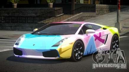 Lamborghini Gallardo PS-I Qz S4 для GTA 4
