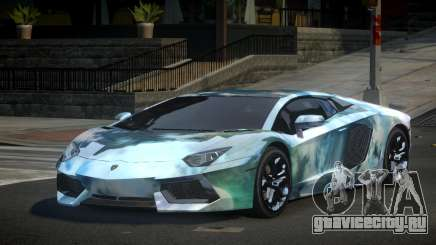 Lamborghini Aventador PS-R S6 для GTA 4