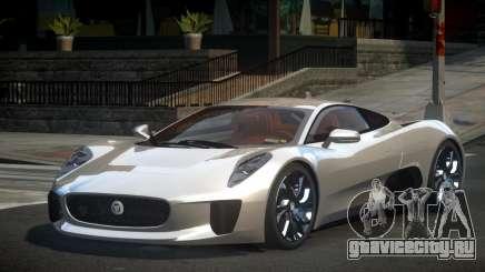 Jaguar C-X75 US для GTA 4