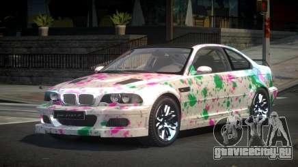 BMW M3 SP-U S3 для GTA 4