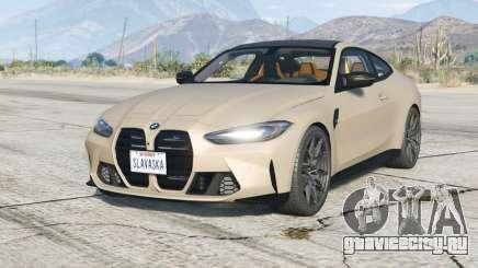 BMW M4 Competition (G82) 2020〡add-on v1.2 для GTA 5