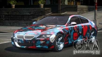 BMW M6 PSI-R S9 для GTA 4