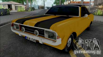 Opel Commodore A Coupe 1969 для GTA San Andreas