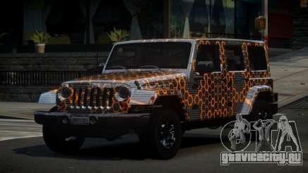 Jeep Wrangler US S9 для GTA 4