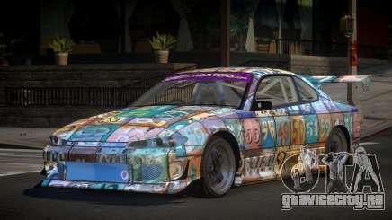 Nissan Silvia S15 Zq L9 для GTA 4