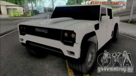 BMC Tulga для GTA San Andreas