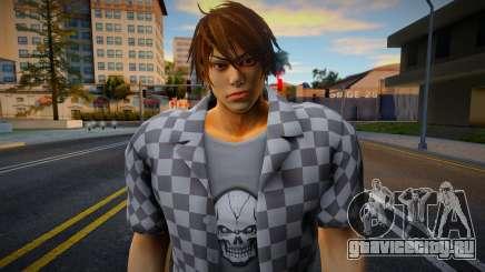 Shin Casual Tekken (Sexy Boy) для GTA San Andreas