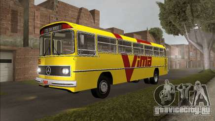 Bus Mercedes-Benz O 362 Monobloco 1974 Urban для GTA San Andreas