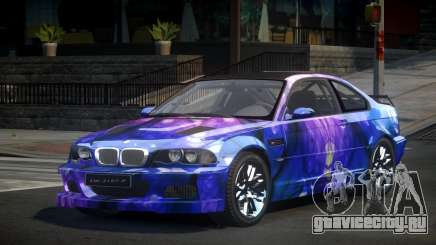 BMW M3 SP-U S1 для GTA 4