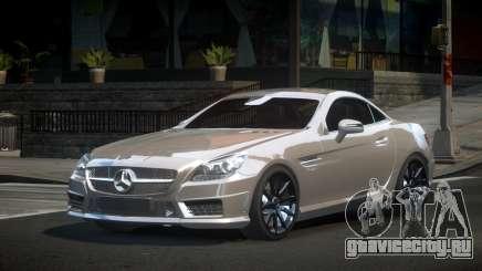 Mercedes-Benz SLK55 GS-U для GTA 4