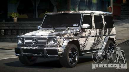 Mercedes-Benz G65 BS-U S1 для GTA 4