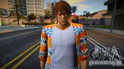 Shin Casual Tekken (Casual boy) для GTA San Andreas