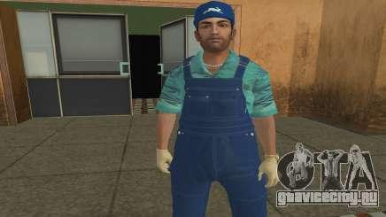 HD Tommy Vercetti (Player3) для GTA Vice City