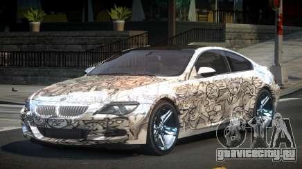 BMW M6 PSI-R S2 для GTA 4