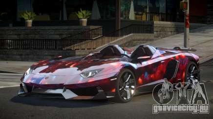Lamborghini Aventador GST-J S7 для GTA 4
