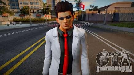 Dead Or Alive 5: Ultimate - Jann Lee 1 для GTA San Andreas