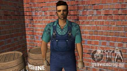 Claude Speed in Vice City (Player3) для GTA Vice City