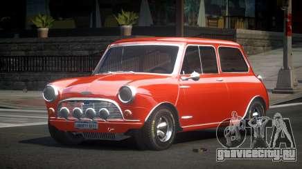 Mini Cooper Zq для GTA 4