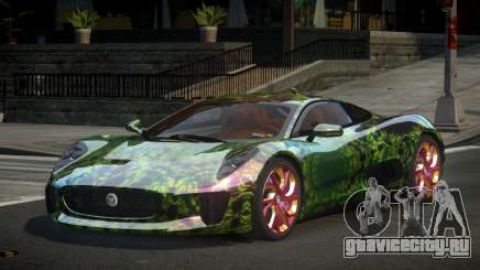 Jaguar C-X75 US S9 для GTA 4