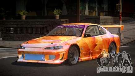 Nissan Silvia S15 Zq L10 для GTA 4
