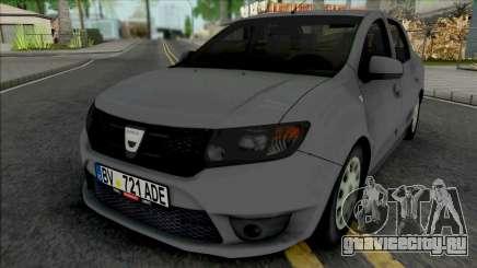 Dacia Logan Mk2 2013 для GTA San Andreas