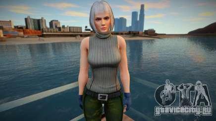 Agent Christie 12 для GTA San Andreas
