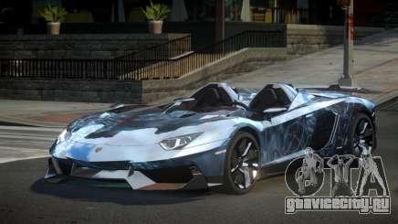 Lamborghini Aventador GST-J S6 для GTA 4