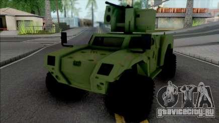 Otokar Akrep 2 4x4 для GTA San Andreas