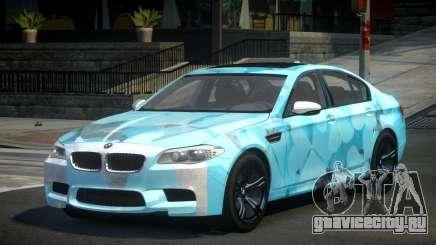 BMW M5 U-Style S7 для GTA 4